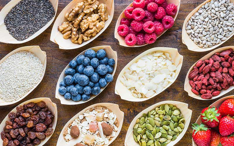 Does Chinese Medicine Believe in Superfoods?