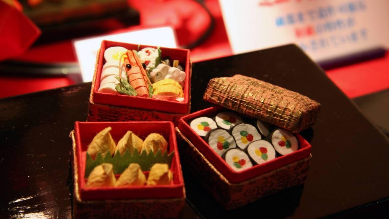 Food for Ancestors and Deities