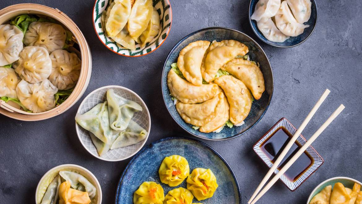 The Best Dumplings in Toronto