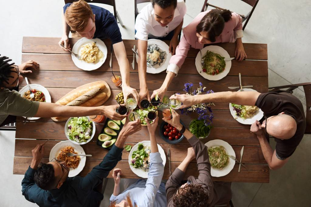 Celebrate Family Day by Cooking Together