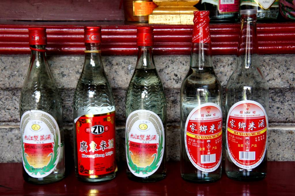 Cook with Chinese Cooking Wine