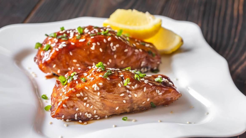 Miso-Glazed Salmon Recipe