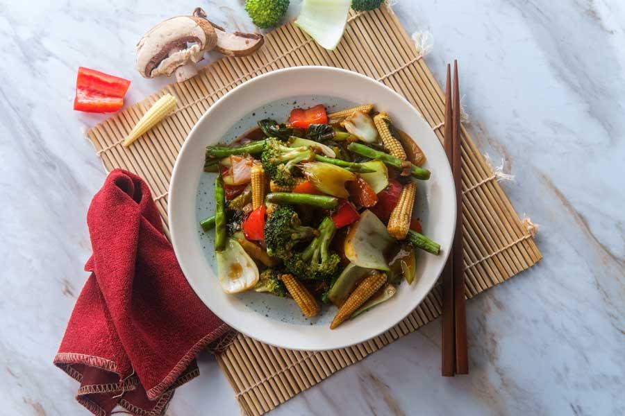 Buddha's Delight Recipe