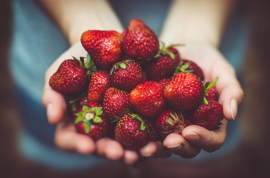 The Benefits of Strawberries