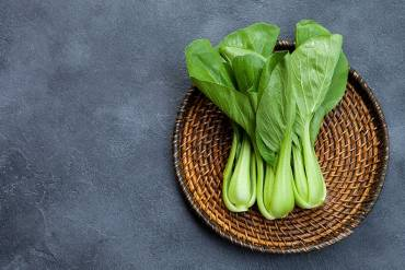 A Chinese Vegetable Superfood: Bok Choy