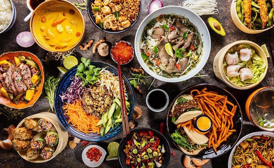 5 Popular Asian Summer Recipes