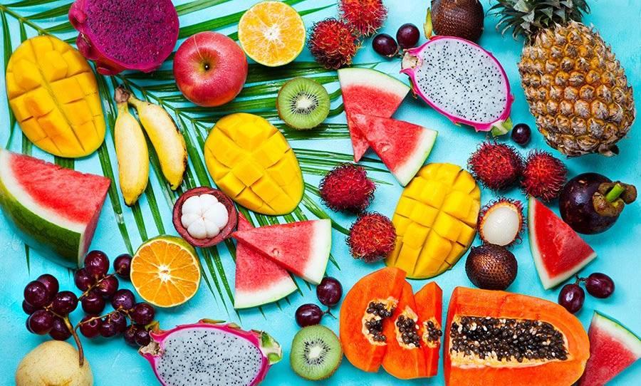 6 Popular Asian Fruits