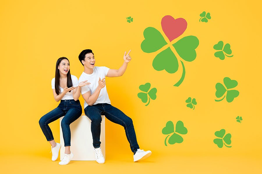 How to Find Luck With Love