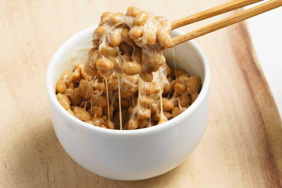 Natto Soybean Recipe