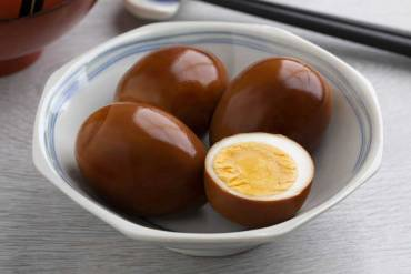 Chinese Soy Sauce Egg Recipe