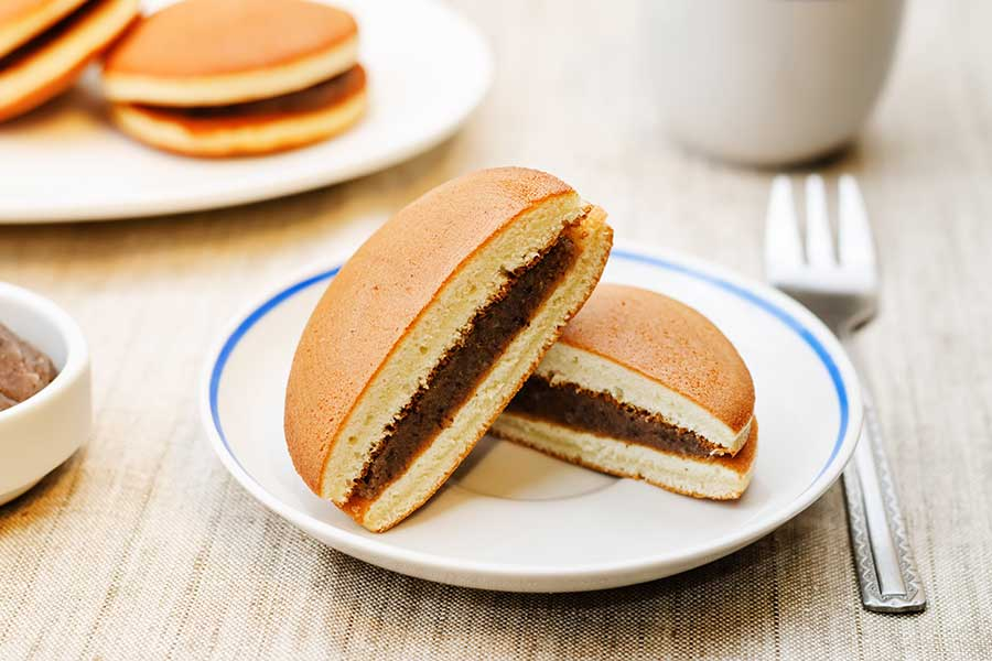 Red Bean Pancake Recipe