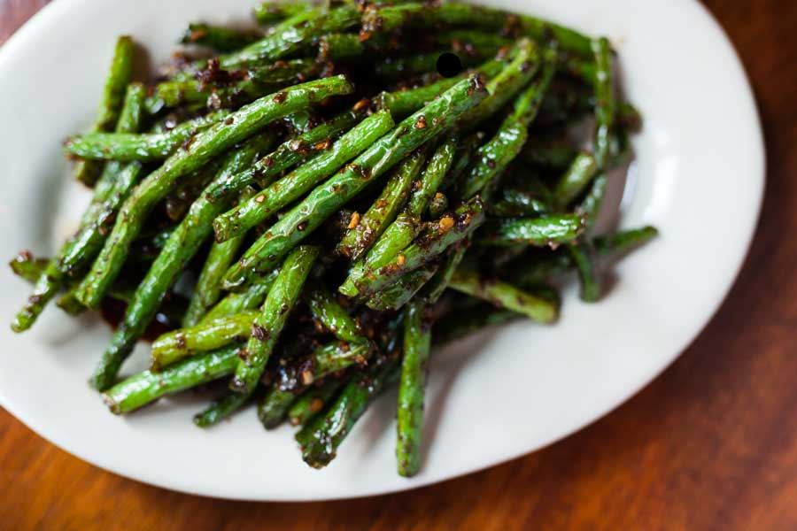 Chinese Green Beans Recipe