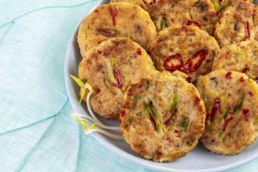 Mung Bean Pancake Recipe
