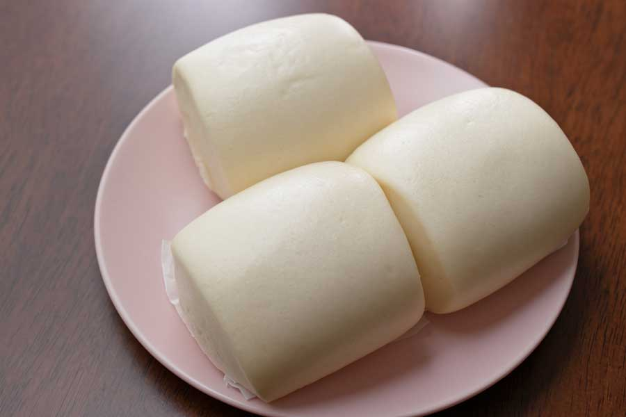 Chinese Steam Bun Mantou Recipe