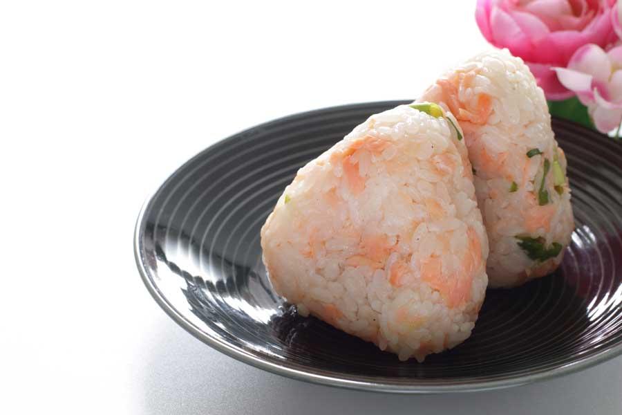 Salmon Rice Ball Recipe